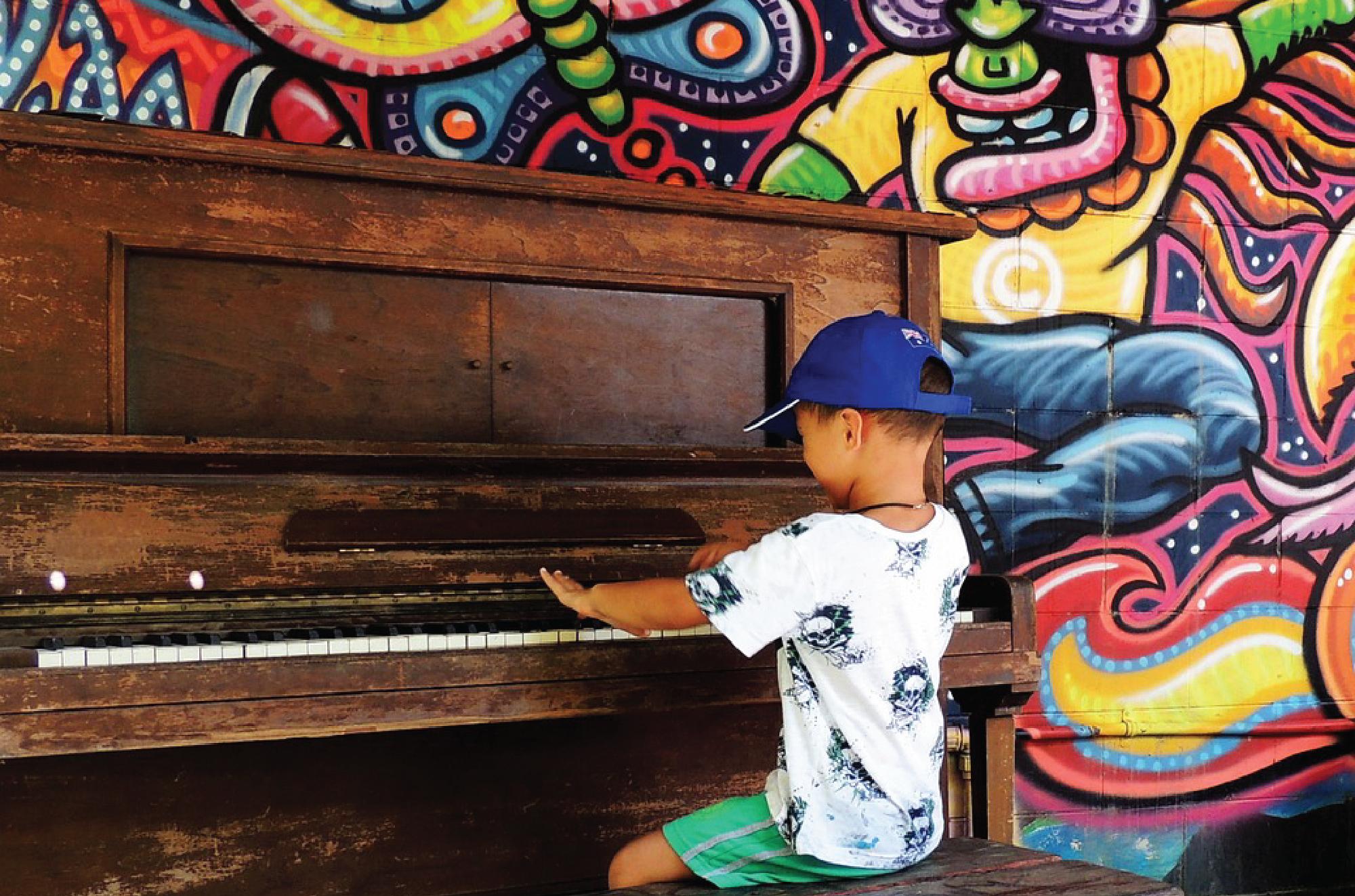 LỢI ÍCH KHÔNG THỂ THIẾU CỦA PIANO