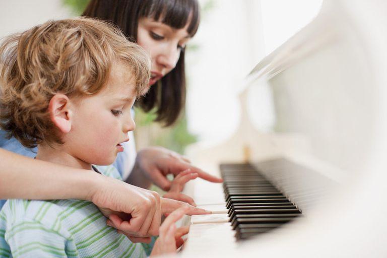 TỰ KỶ VÀ ĐÀN PIANO?